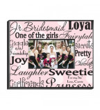 Customized Bridesmaids Gift Ideas