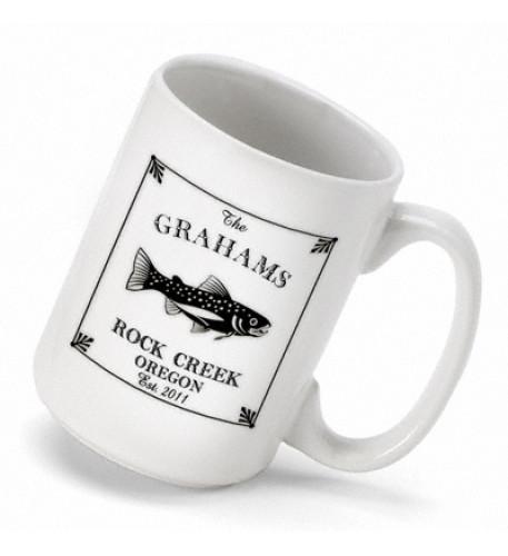Cabin Series Coffee Mug