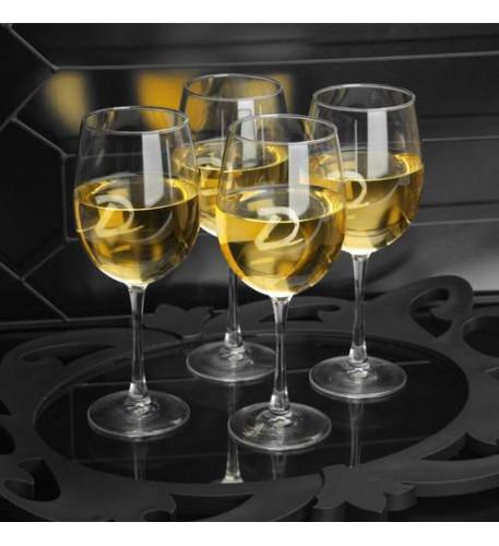 White Wine Quartet (set of 4, 19 oz)