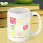 Personalized Teacher Coffee Mugs